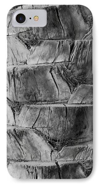 Date Palm Bark IPhone Case