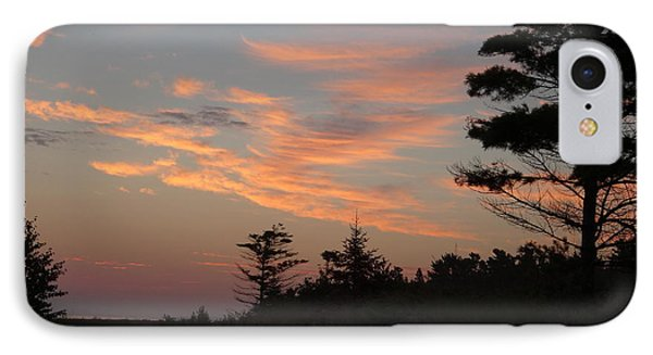 Dawn In Wilderness State Park IPhone Case