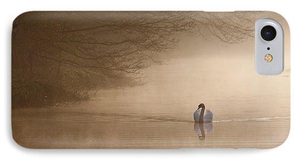 Dawn Swan IPhone Case