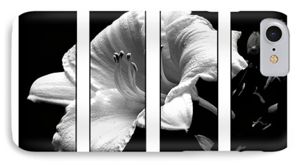 Day Lily / Floral IPhone Case