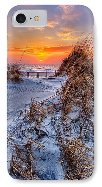 Daybreak On The Outer Banks 3 IPhone Case