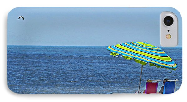Daytime Relaxation IPhone Case