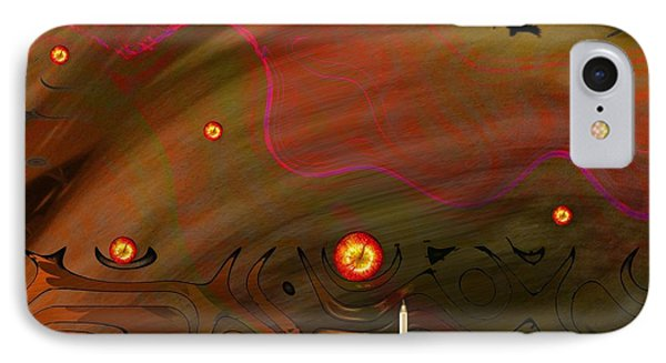 Dead Valley Year 5000  IPhone Case
