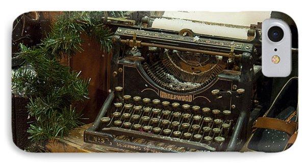 Dear Santa IPhone Case