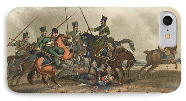 Death Of Major Gen. Ponsonby IPhone Case