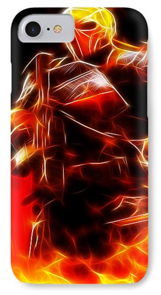 Deathstroke The Terminator IPhone Case