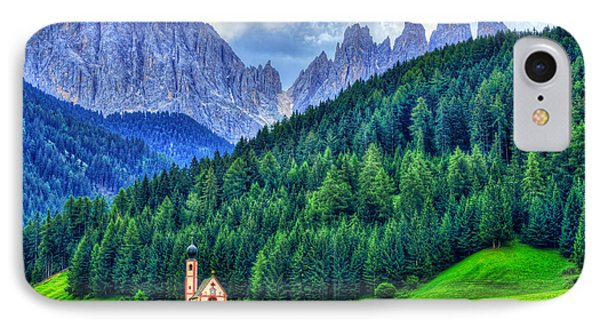 Deep In The Mountains IPhone Case