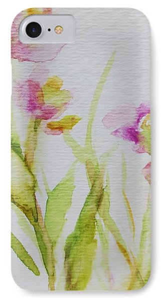 Delicate Blossoms IPhone Case