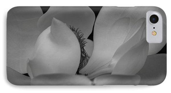 Delicate Magnolia IPhone Case