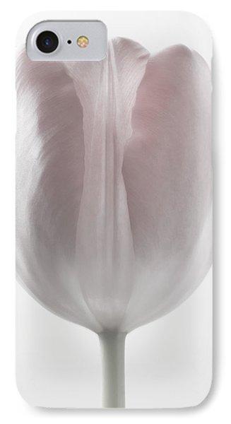Close Up White Flowers Macro Photography Art IPhone Case
