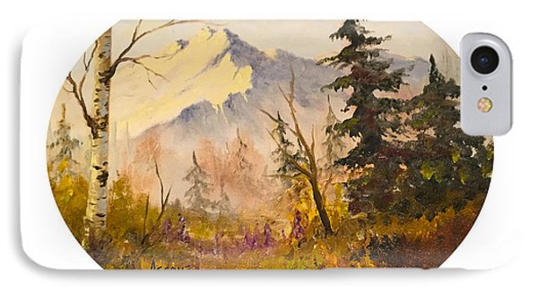 Denali Autumn IPhone Case