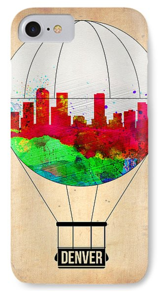 Denver Air Balloon IPhone Case