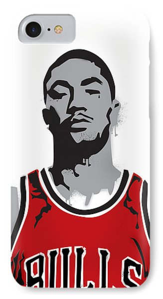 Derrick Rose IPhone Case