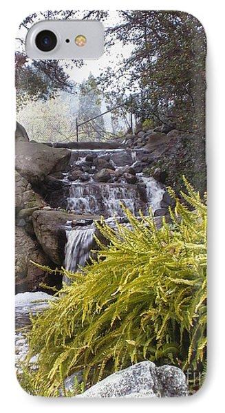 Descanso Gardens 1 IPhone Case