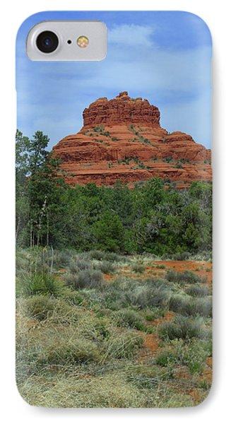 Desert Castle IPhone Case