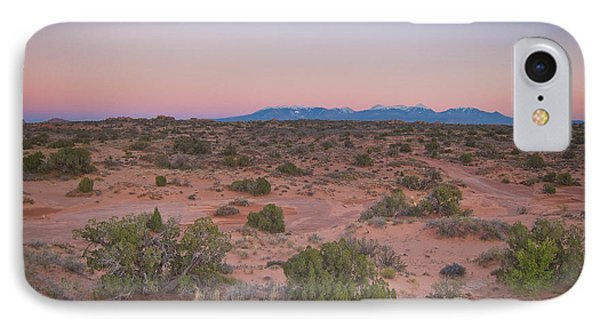 Desert Colors IPhone Case