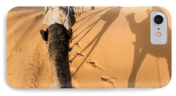 Desert iPhone 8 Case - Desert Excursion by Yuri Santin