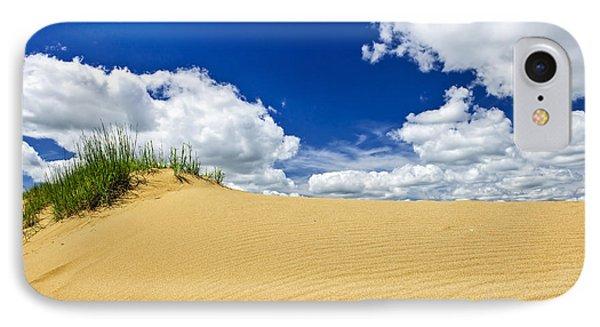 Sand iPhone 8 Case - Desert Landscape In Manitoba by Elena Elisseeva