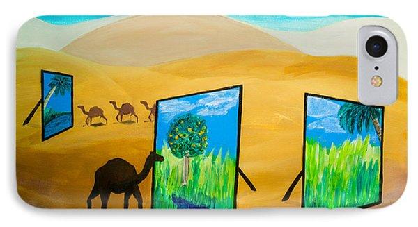 Desert Memories IPhone Case