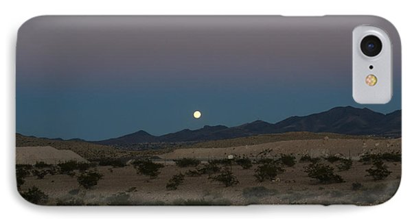 Desert Moon-1 IPhone Case
