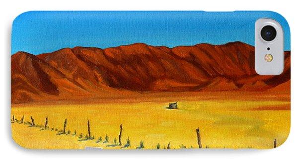 Desert Privacy IPhone Case