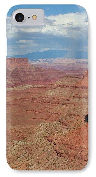 Desert Rain IPhone Case