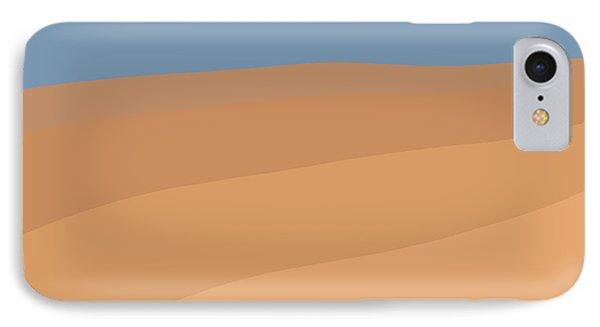 Desert Sky IPhone Case