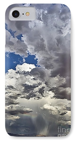Desert Thunderstorm 1 IPhone Case