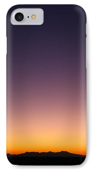 Desert Twilight IPhone Case