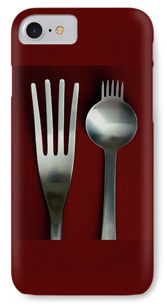 Designer Cutlery IPhone Case