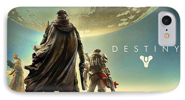 Destiny 1  IPhone Case