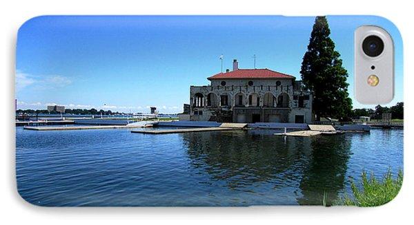 Detroit Boat Club IPhone Case