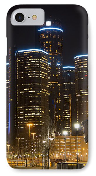 Detroit IPhone Case