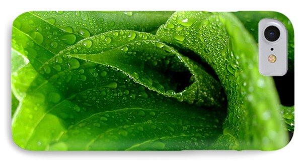 Dew Drops IPhone Case