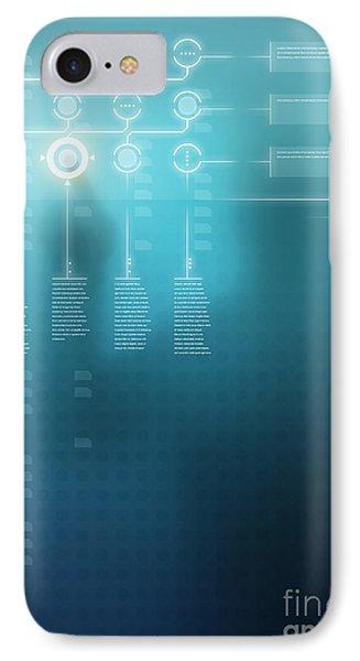 Digital Display  IPhone Case