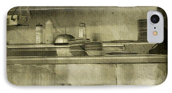 Diner Still Life IPhone Case