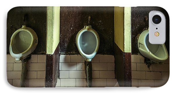 Dirty Urinals IPhone Case