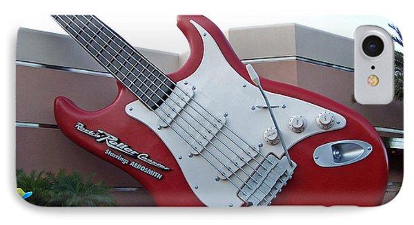 Disney Guitar IPhone Case