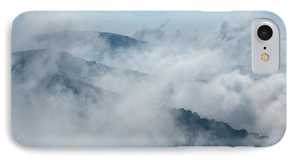 Distant Canyons - Blue Ridge Parkway IPhone Case