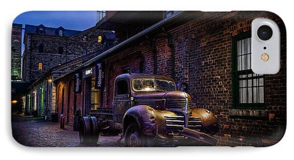 Distillery District Toronto IPhone Case