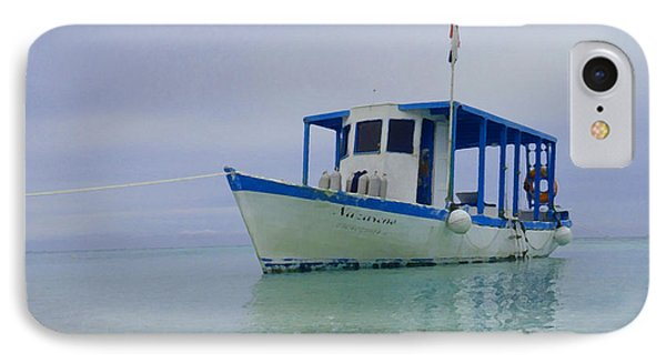 Dive Boat IPhone Case