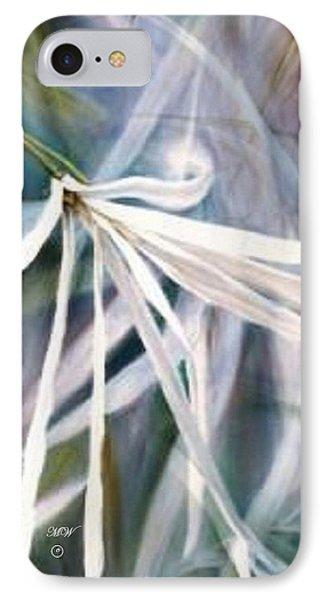 Do Flowers Dance? IPhone Case