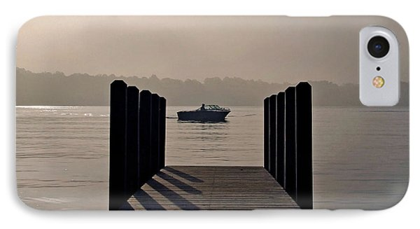 Dock Shadows IPhone Case