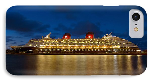 Docked In The Bahamas  C6j5497 IPhone Case
