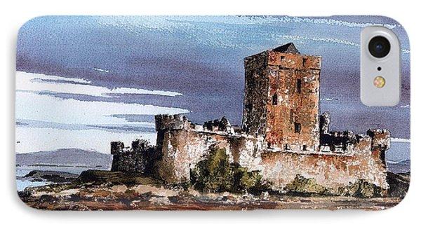 Donegal  Doe Castle Nr Creeslough  IPhone Case
