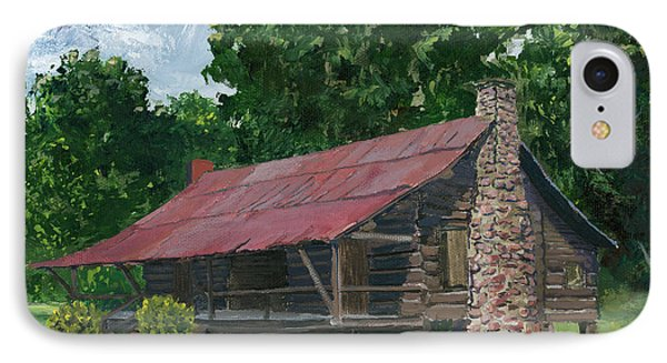 Dogtrot House In Louisiana IPhone Case