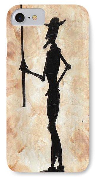 Don Quijote IPhone Case