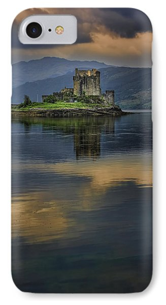 Donan Castle Reflection IPhone Case