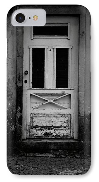 Door-8 IPhone Case