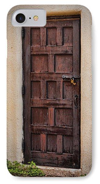 Door To Your Id ...  IPhone Case